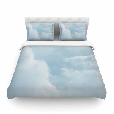 Afternoon Photography Featherweight Duvet Cover Size: Twin