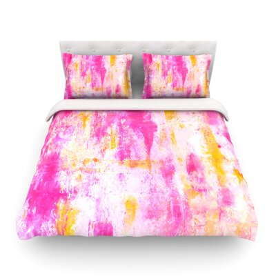 Fancy Featherweight Duvet Cover Size: Twin