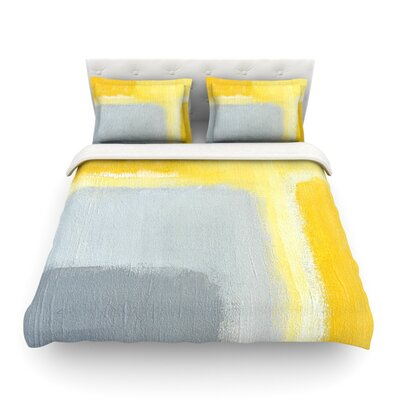 Inspired by CarolLynn Tice Featherweight Duvet Cover Size: Twin