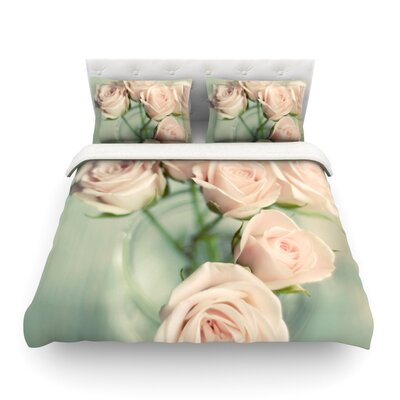 Romance by Cristina Mitchell Featherweight Duvet Cover Size: King
