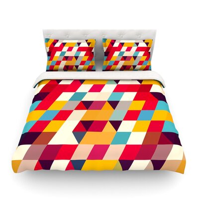 Kyoto by Danny Ivan Featherweight Duvet Cover Size: Twin