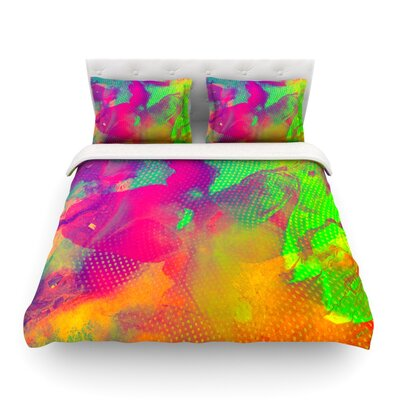 Austra by Danny Ivan Featherweight Duvet Cover Size: King
