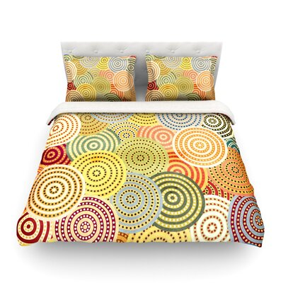 Matias Girl by Danny Ivan Featherweight Duvet Cover Size: Full/Queen