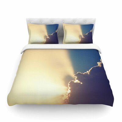 After the Storm by Cvetelina Todorova Featherweight Duvet Cover Size: Twin