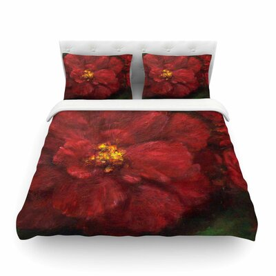 My Beauty by Cyndi Steen Featherweight Duvet Cover Size: Full/Queen