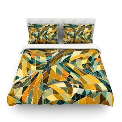Bring You Back Danny Ivan Featherweight Duvet Cover Size: King