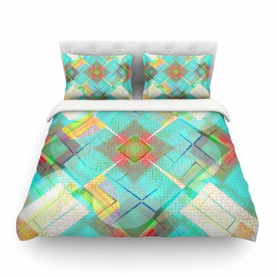 Sound by Cvetelina Todorova Featherweight Duvet Cover Size: King