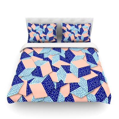 Friend of the Unknown by Danny Ivan Featherweight Duvet Cover Size: King
