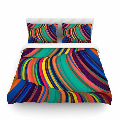 Mapel Digital by Danny Ivan Featherweight Duvet Cover Size: King
