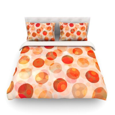 Shepherds Delight by Daisy Beatrice Featherweight Duvet Cover Size: Twin