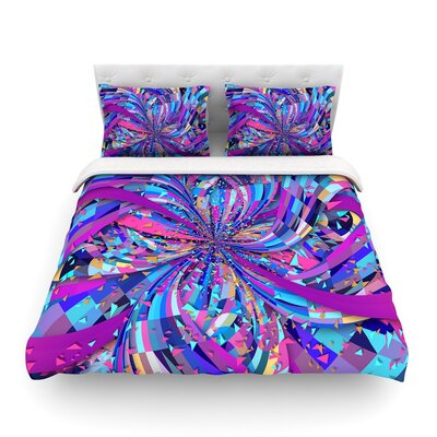 Flavours Explosion by  Danny Ivan Featherweight Duvet Cover Size: King