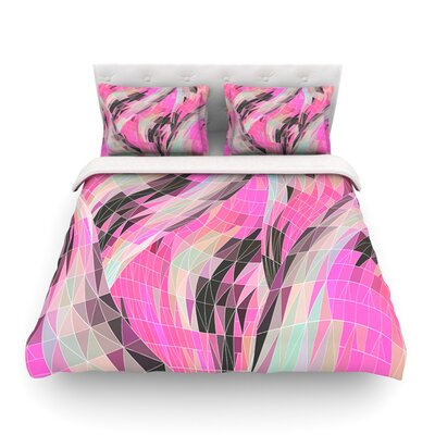 La Verite by Danny Ivan Featherweight Duvet Cover Size: King