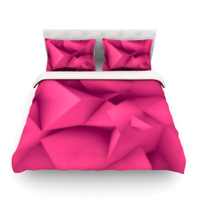 Surface by Danny Ivan Featherweight Duvet Cover Size: Twin
