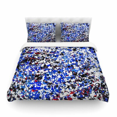 Heiveilea Modern Featherweight Duvet Cover Size: Full/Queen