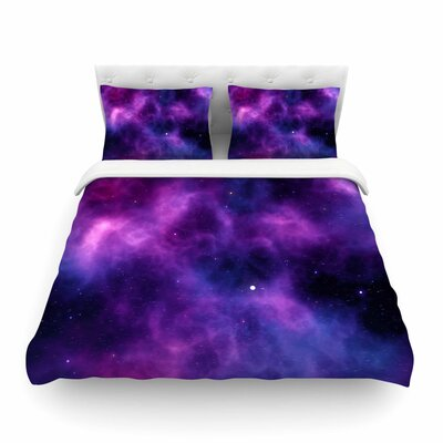 Infinity Fantasy by Chelsea Victoria Featherweight Duvet Cover Size: Full/Queen