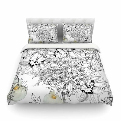 Finebuqet Featherweight Duvet Cover Size: King