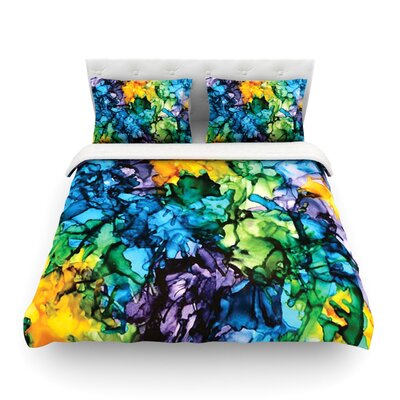 Gra Siorai by Claire Day Featherweight Duvet Cover Size: King