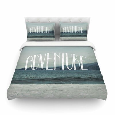 Adventure Photography by Chelsea Victoria Featherweight Duvet Cover Size: Full/Queen