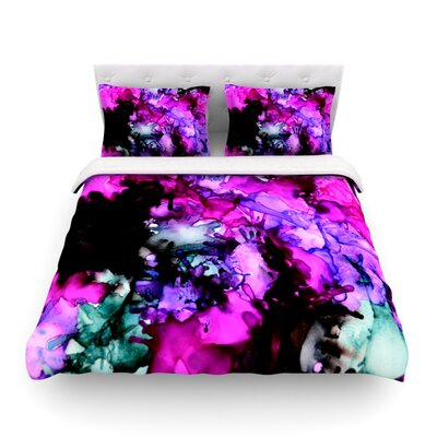 Siren by Claire Day Featherweight Duvet Cover Size: Twin