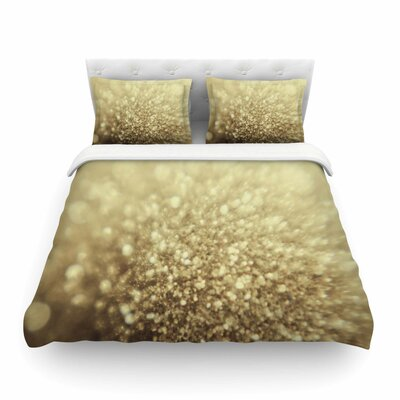 Glitterati Photography by Chelsea Victoria Featherweight Duvet Cover Size: Twin