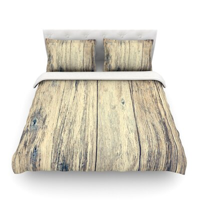 Wood Photography Featherweight Duvet Cover Size: King