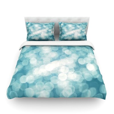 Snow Princess Featherweight Duvet Cover Size: King