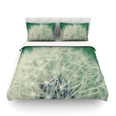Fuzzy Wishes by Angie Turner Featherweight Duvet Cover Size: Full/Queen