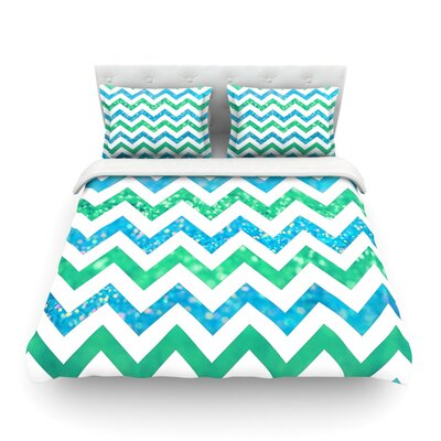 By the Sea by Beth Engel Featherweight Duvet Cover Size: King