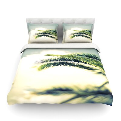 Summer Breeze Nature Photography by Ann Barnes Featherweight Duvet Cover Size: King