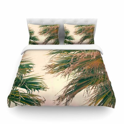 Summer Lovin by Ann Barnes Featherweight Duvet Cover Size: Twin