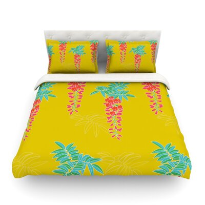 Ipanema by Gukuuki Featherweight Duvet Cover Size: Twin