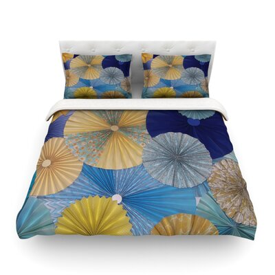 Suspension by Heidi Jennings Featherweight Duvet Cover Size: Twin