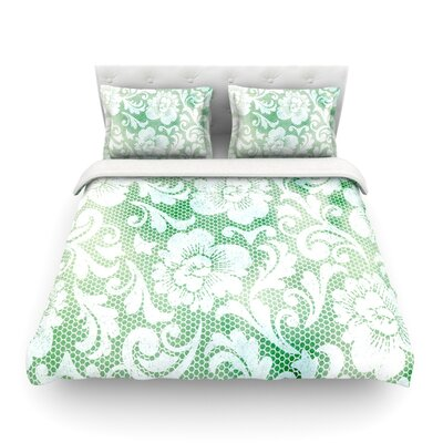 Daydreaming Floral by Heidi Jennings Featherweight Duvet Cover Size: Twin