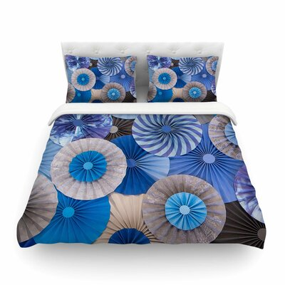 Coastline Cottage by Heidi Jennings Featherweight Duvet Cover Size: Twin