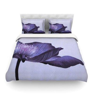 Indigo by Iris Lehnhardt Featherweight Duvet Cover Size: King