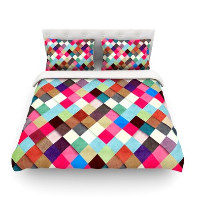 Ubrik by Danny Ivan Featherweight Duvet Cover Size: Full/Queen