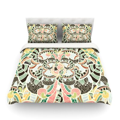 Too Much by Danny Ivan Featherweight Duvet Cover Size: King