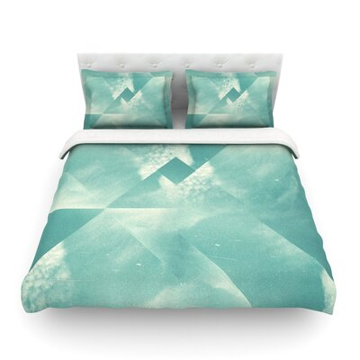 Wild Sky by Danny Ivan Featherweight Duvet Cover Size: Twin