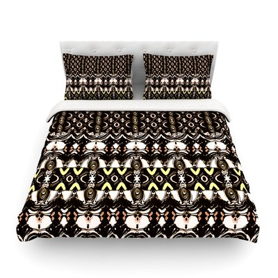 The Palace Walls by Dawid Roc Featherweight Duvet Cover Size: Twin