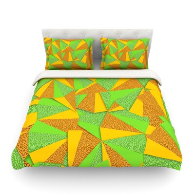 This Side by Danny Ivan Featherweight Duvet Cover Size: King