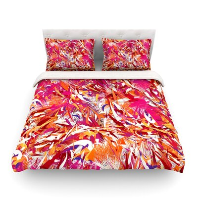 You by Danny Ivan Featherweight Duvet Cover Size: Full/Queen