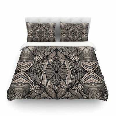 Fantazia by Gill Eggleston Featherweight Duvet Cover Size: King