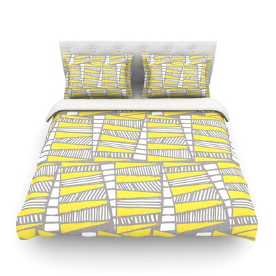 Jaggi by Gill Eggleston Featherweight Duvet Cover Size: King