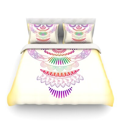 Decorative Ornament by Famenxt Featherweight Duvet Cover Size: Full/Queen