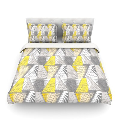 Linford by Gill Eggleston Featherweight Duvet Cover Size: Twin