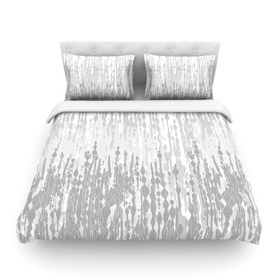 Drops by Frederic Levy-Hadida Featherweight Duvet Cover Size: Full/Queen