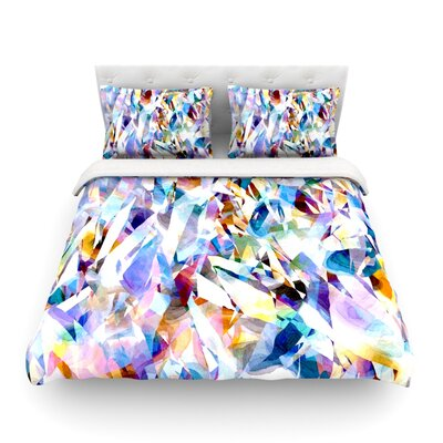 Buzz by Gabriela Fuente Featherweight Duvet Cover Size: Full/Queen