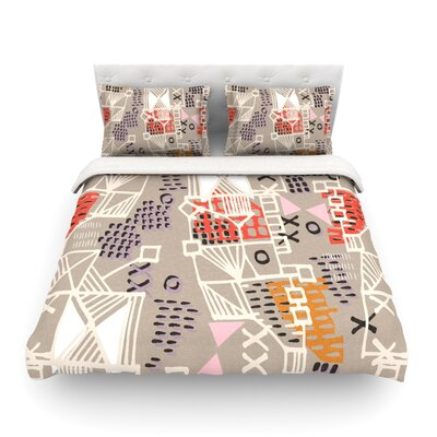 Nico by Gill Eggleston Featherweight Duvet Cover Size: King