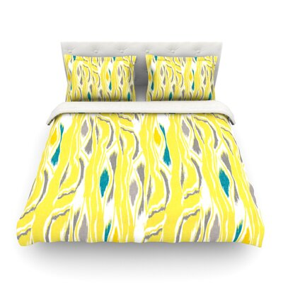 Barengo Sunshine by Gill Eggleston Featherweight Duvet Cover Size: King