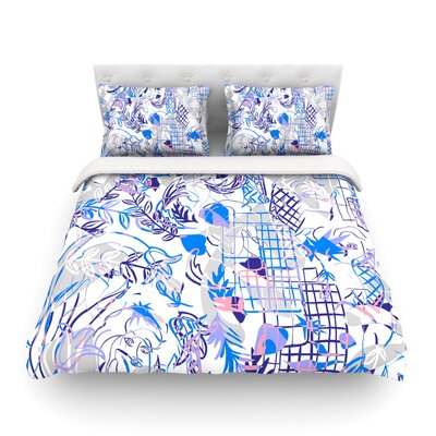 She by Gabriela Fuente Featherweight Duvet Cover Size: King